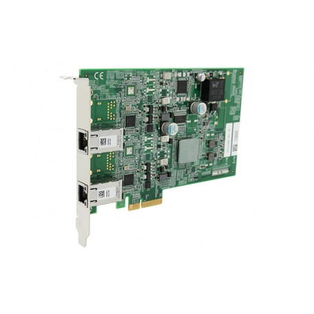 Carte d'acquisition Gigabit PCIe-PoE2+