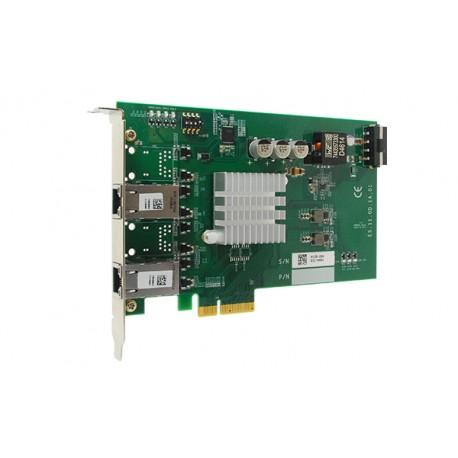Carte d'acquisition Gigabit PCIe-PoE352