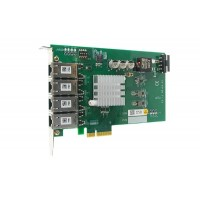 Carte d'acquisition Gigabit PCIe-PoE354