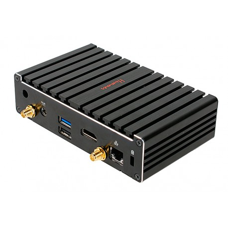 Mini PC fanless JBC400P93-2807-B