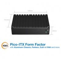 Mini PC fanless JBC400P93W-2930-B