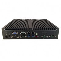 Mini PC fanless avec wifi JBC501F9QUW-Q87-B