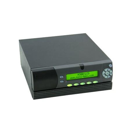 Boîtier mini-ITX M300 avec afficheur LCD