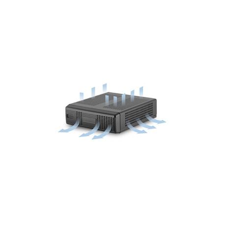 Boîtier mini-ITX fanless M350