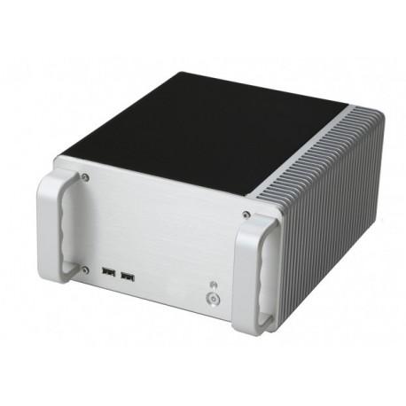Boîtier Mini-ITX Fanless F536