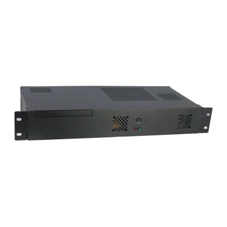 Rack 1,5U Mini-ITX DC1902 (180W)