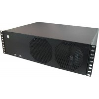 Rack 3U Micro-ATX DC166 (200W)