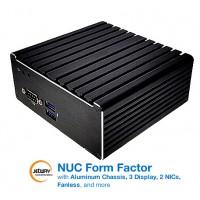 Mini PC fanless JBC313U591-3150B