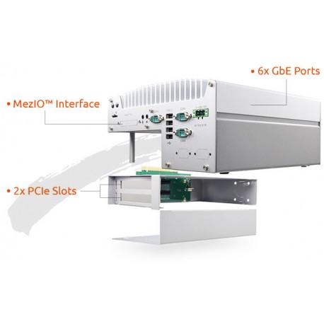 PC fanless - double slot PCIe - Nuvo-5026E