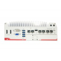 Mini PC industriel fanless Nuvo-5006E PoE