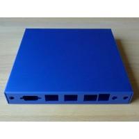 Boitier ALIX 2 et APU1/APU2 Bleu - case1D2u