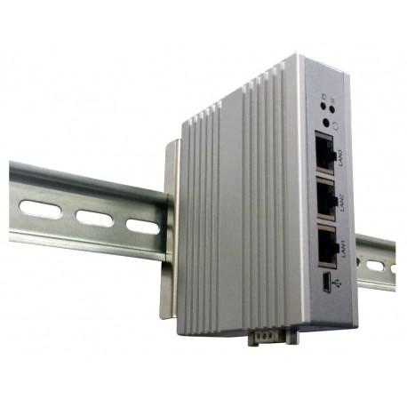 Mini PC fanless NET-I 2I385D