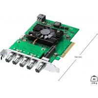 Carte d'acquisition vidéo PCIe 8K - DeckLink 8K Pro