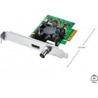 Carte de lecture vidéo PCIe - DeckLink Mini Monitor 4K