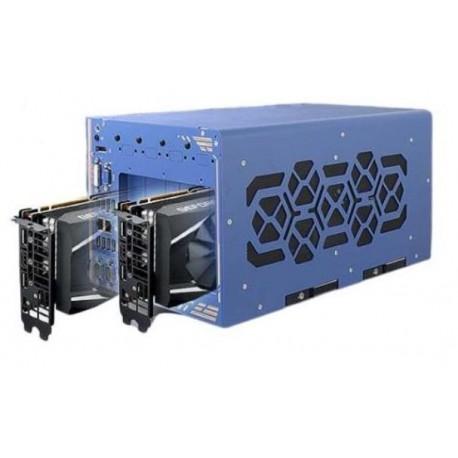 PC embarqué Dual GPU - Nuvo-8208GC